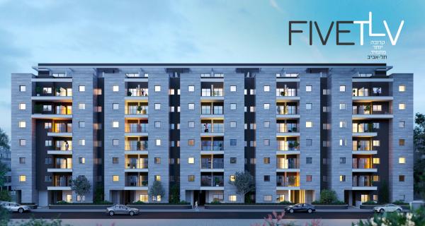 פרויקט Five TLV